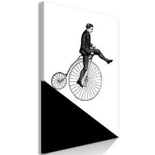Πίνακας - Cyclist (1 Part) Vertical