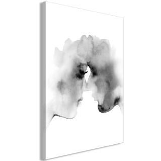Πίνακας - Blurred Thoughts (1 Part) Vertical