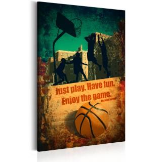 Πίνακας - Enjoy the game