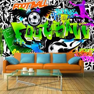 Φωτοταπετσαρία - Football Graffiti