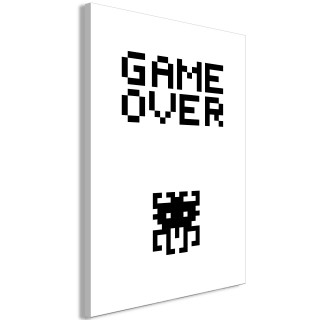 Πίνακας - Game Over (1 Part) Vertical