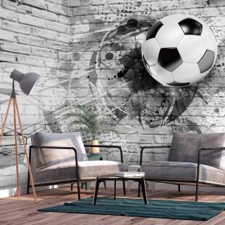 Αυτοκόλλητη φωτοταπετσαρία - Dynamic Football