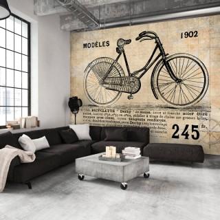 Φωτοταπετσαρία - Old School Bicycle