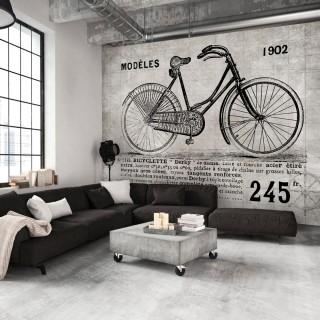 Φωτοταπετσαρία - Bicycle (Vintage)