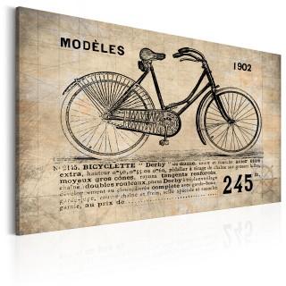 Πίνακας - N° 1245 - Bicyclette