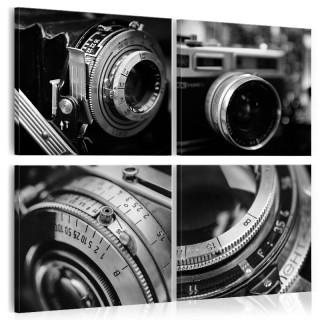 Πίνακας - Vintage Cameras
