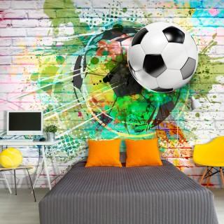 Φωτοταπετσαρία - Colourful Sport