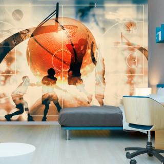 Φωτοταπετσαρία - I love basketball!