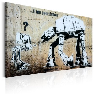 Πίνακας - I Am Your Father by Banksy