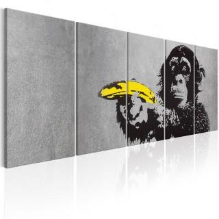 Πίνακας - Monkey and Banana