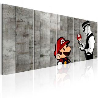 Πίνακας - Graffiti on Concrete