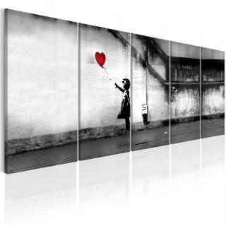 Πίνακας - Banksy: Runaway Balloon