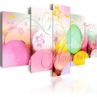 Πίνακας - Macarons