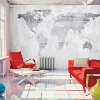 Φωτοταπετσαρία - Concrete Map
