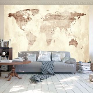 Φωτοταπετσαρία - Precious map