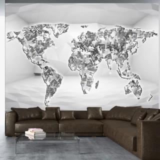 Φωτοταπετσαρία - Diamond map