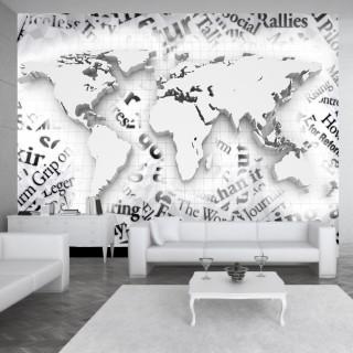 Φωτοταπετσαρία - The world of newspapers