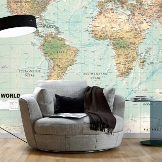Αυτοκόλλητη φωτοταπετσαρία - Beautiful World