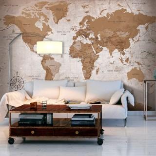 Αυτοκόλλητη φωτοταπετσαρία - Oriental Travels
