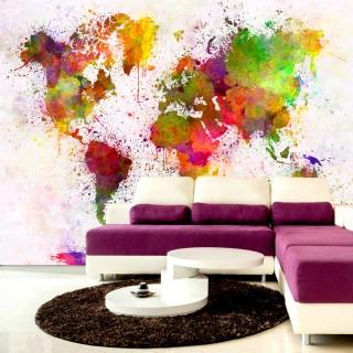 Φωτοταπετσαρία - Dyed World