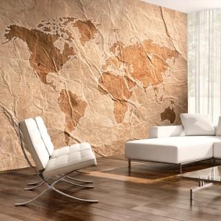 Φωτοταπετσαρία - Sandy Map