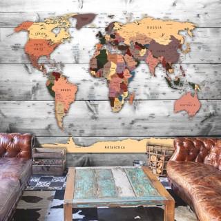 Φωτοταπετσαρία - Direction: World