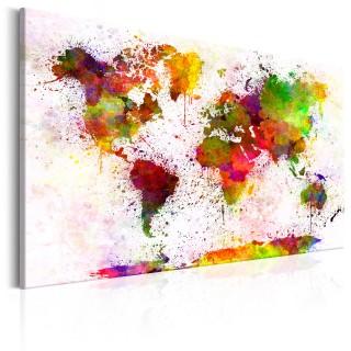 Πίνακας - Artistic World