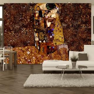 Φωτοταπετσαρία - Klimt inspiration - Image of Love