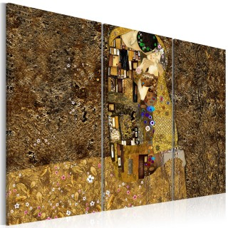Πίνακας - Klimt inspiration - Kiss
