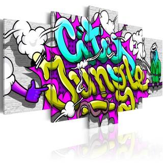 Πίνακας - City Jungle
