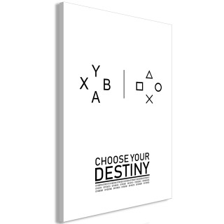 Πίνακας - Choose Your Destiny (1 Part) Vertical