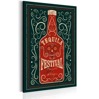 Πίνακας - Tequila Festival