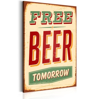Πίνακας - Free Beer Tomorrow
