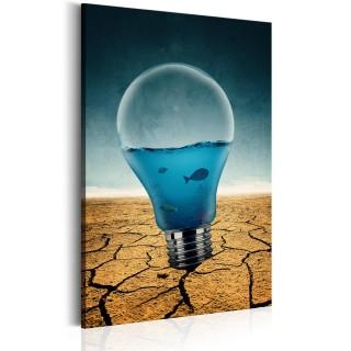 Πίνακας - Aquarium of Ideas