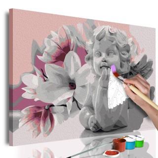 Πίνακας για να τον ζωγραφίζεις - Angel's Dreams