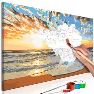 Πίνακας για να τον ζωγραφίζεις - Beautiful Baltic Sea