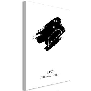 Πίνακας - Zodiac Signs: Leo (1 Part) Vertical