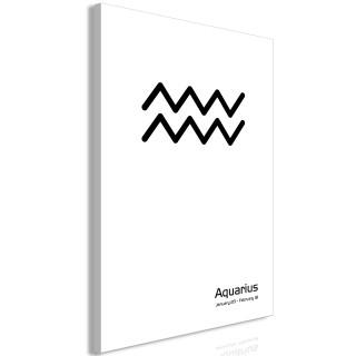 Πίνακας - Aquarius (1 Part) Vertical