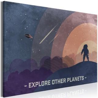 Πίνακας - Explore Other Planets (1 Part) Wide