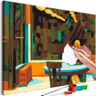 Πίνακας για να τον ζωγραφίζεις - Automat