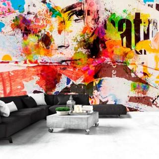 Φωτοταπετσαρία - City Collage