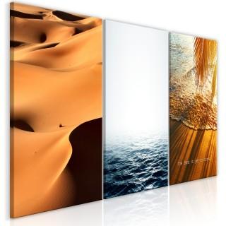Πίνακας - Sand and Water (3 Parts)