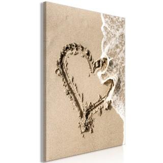 Πίνακας - Wave of Love (1 Part) Vertical