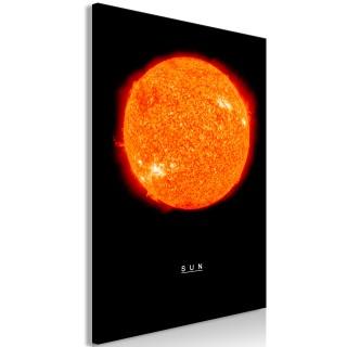 Πίνακας - Sun (1 Part) Vertical