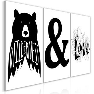 Πίνακας - Willderness and Love (Collection)