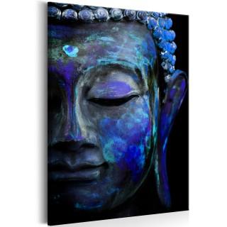 Πίνακας - Blue Buddha