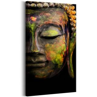 Πίνακας - Buddha's Face