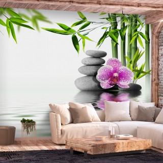 Αυτοκόλλητη φωτοταπετσαρία - Water Garden