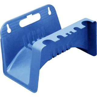 Βάση λάστιχου ποτίσματος σε γαλάζιο χρώμα