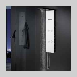 Στήλη Ντούς-Υδρομασάζ Icos Shower Nefele Θερμομικτική 4 Εξόδων